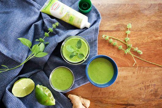 Citrus Basil Green Sauce