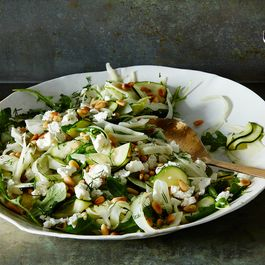 5 Crispy, Crunchy, Springy-as-All-Get-Out Shaved Salads