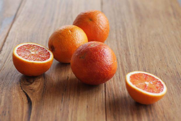 Blood orange salad from Food52