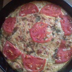 Spanish Seafood Torta