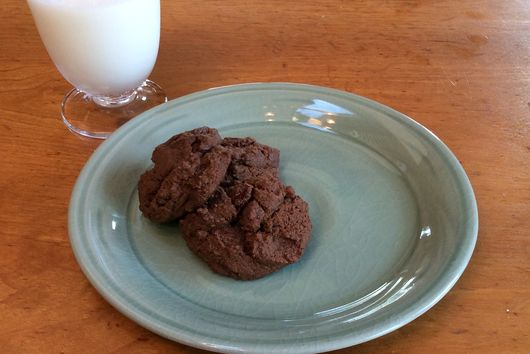 Fantasy Fudge Cookies