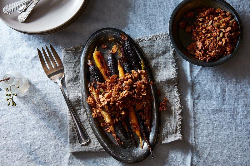 Thai-Spiced Savory Granola