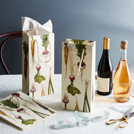 Paper Gift Bags (Set of 4)