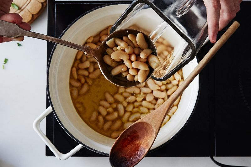 Cook the beans yourself (or go for the cans).
