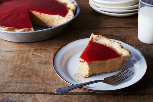 Peanut Butter & Jelly Pie