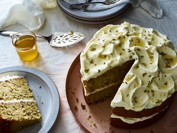 A Fennel Honey Cake as Sweet as Its Backstory