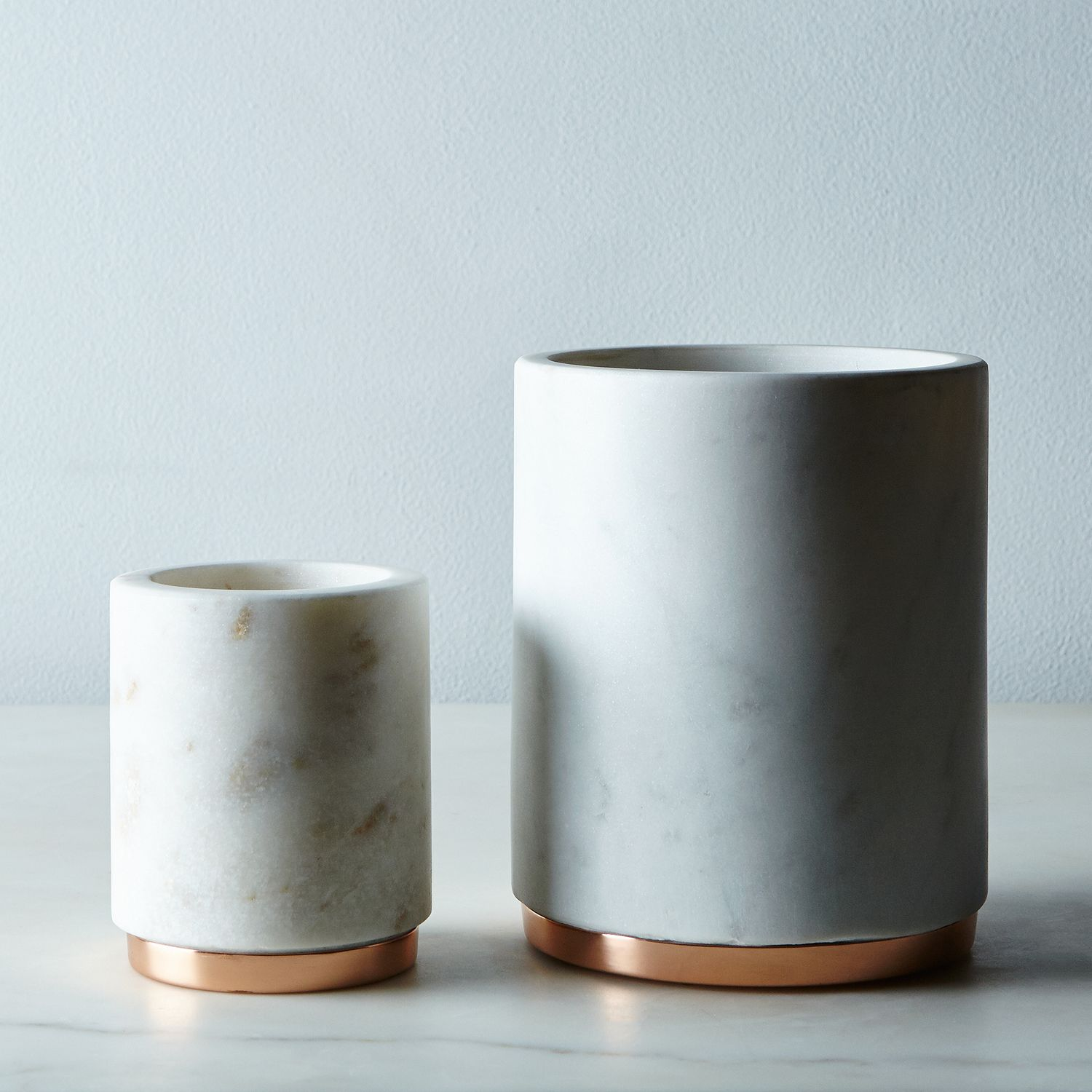 Marble Amp Metal Canister On Food52