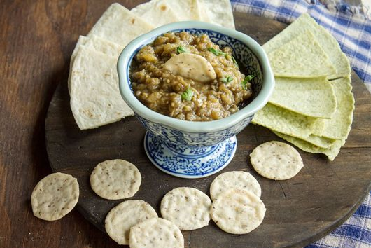 Taste of China – Eggplant Dip