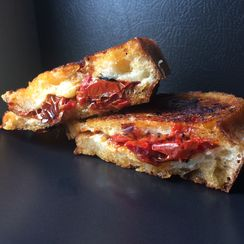 The Tomato Lover's Grilled Cheese