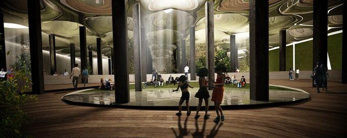 Inverse The Lowline Underground Park