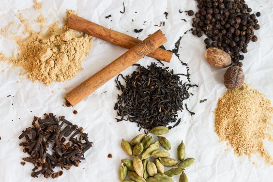 Almost Instant Chai on Food52