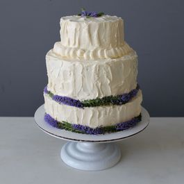Wedding Cake by Stephanie Cigrang Hassibi