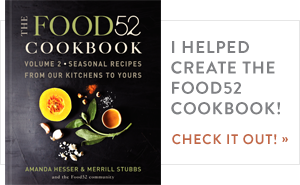 Food52 Volume II Badge