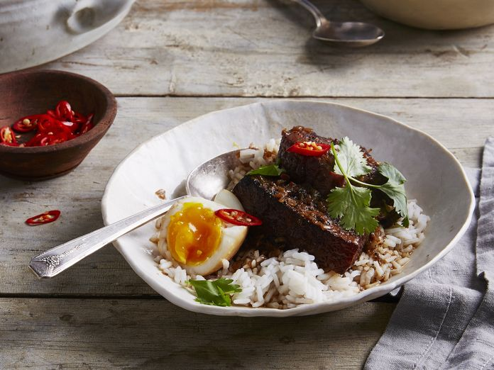 Don't Just Drink Coconut Water; Braise With It