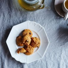 Mbatata (Sweet Potato Cookies)