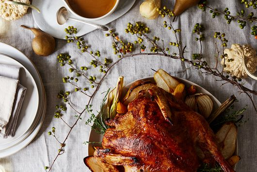 Oh, Canada! A Menu for Thanksgiving North of the Border