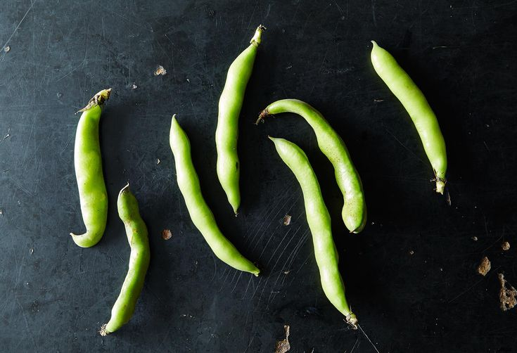 How to Prep Fava Beans