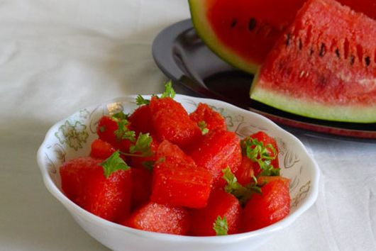 Spicy Watermelon
