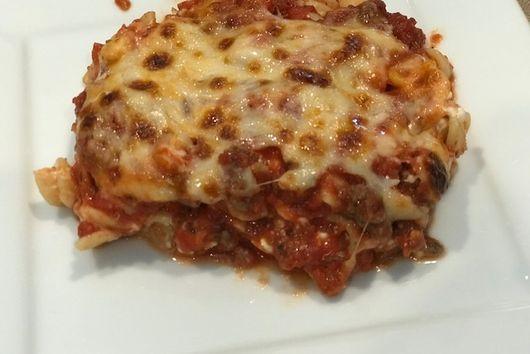 Lasagna Bake