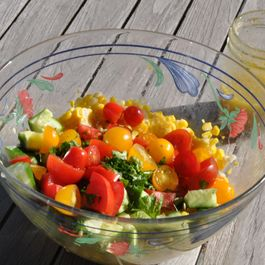 Best of Summer Salad