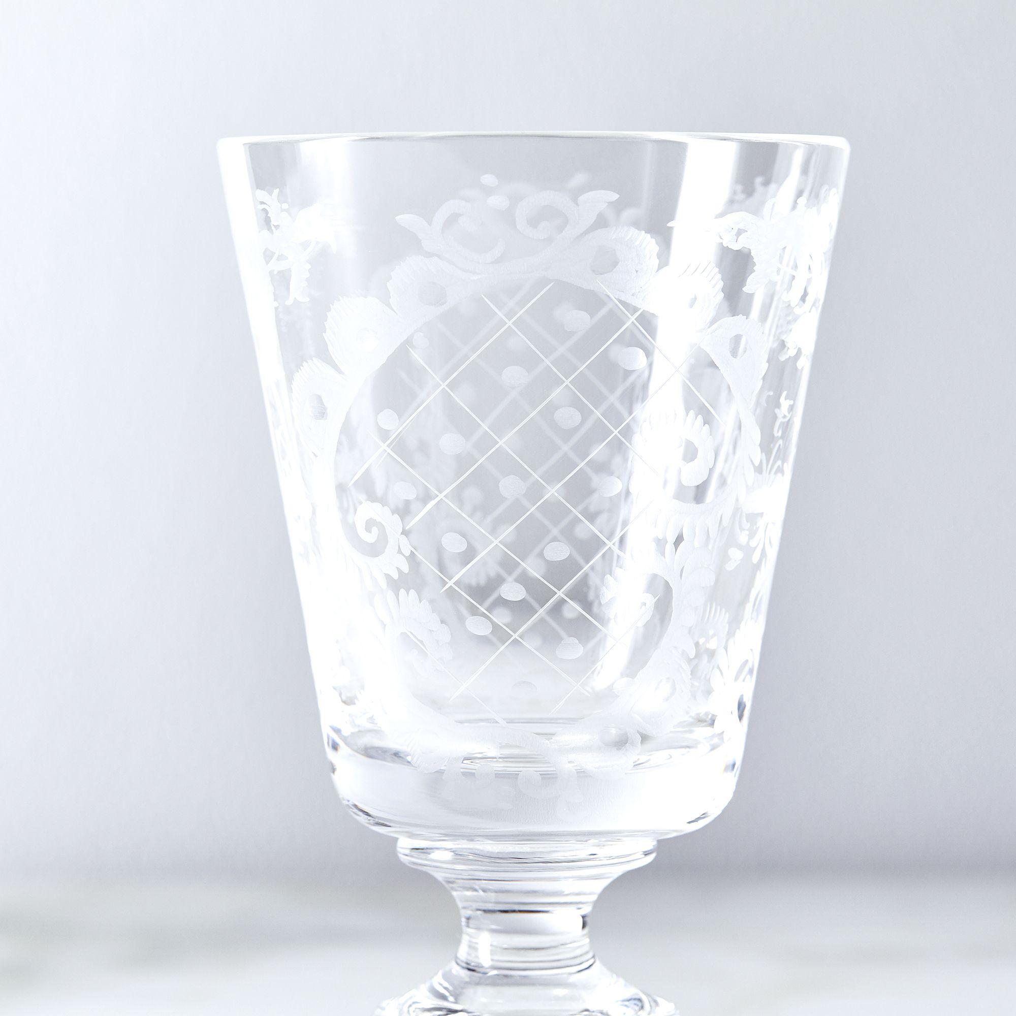 Ejermann Vintage Italian Crystal Glassware on Food52