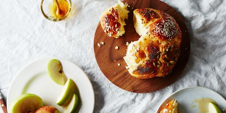 Genius challah for a new year