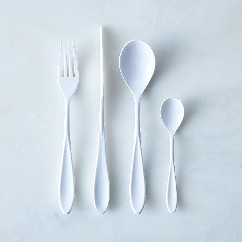 Outdoor Italian Flatware (16-Piece Set) on Food52