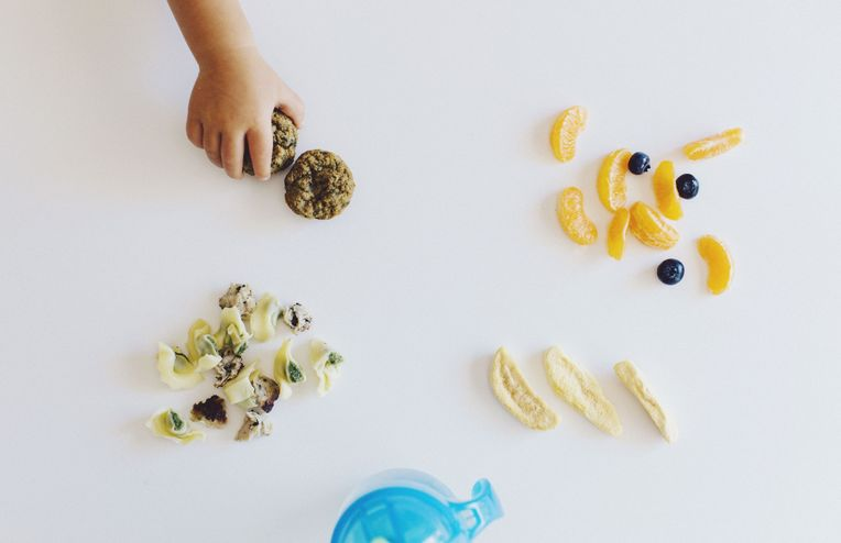 How to Get a Toddler to Eat Like a Grown-Up