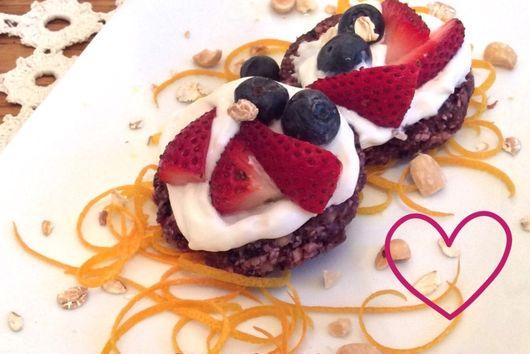 Bright Berry Summer Tartlets