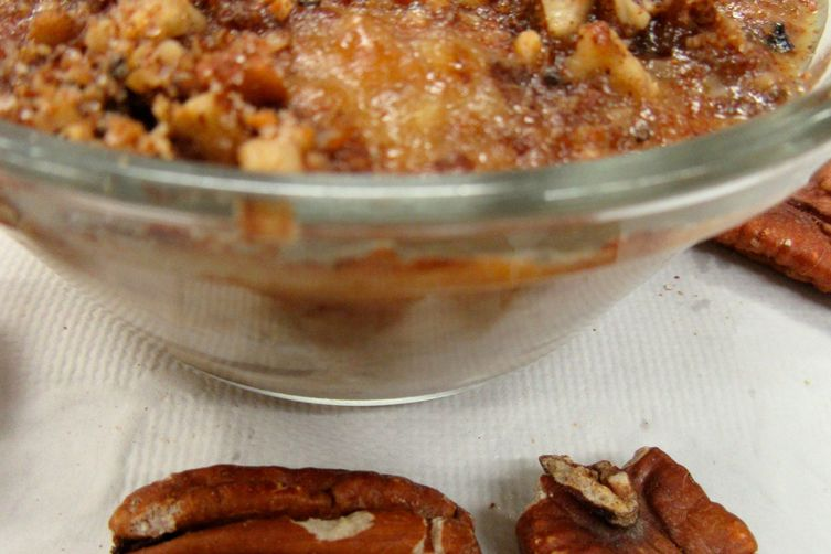 Date Bread Pudding