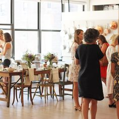 Behind the Scenes at Our Registry Launch Event