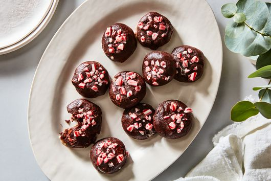 Peppermint Hot Cocoa Cookies From Tia Mowry