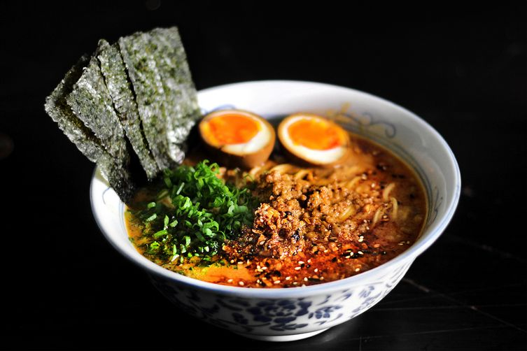 Spicy Miso Ramen EXPRESS Recipe on Food52