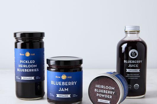 Bow Hill Blueberry Farm Gift Boxes