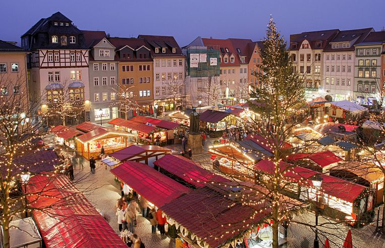 These 13 Enchanting Holiday Markets Have Us Rushing to Make Glühwein