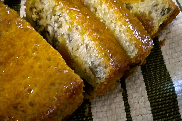 Apricot and Orange Pecan Bread