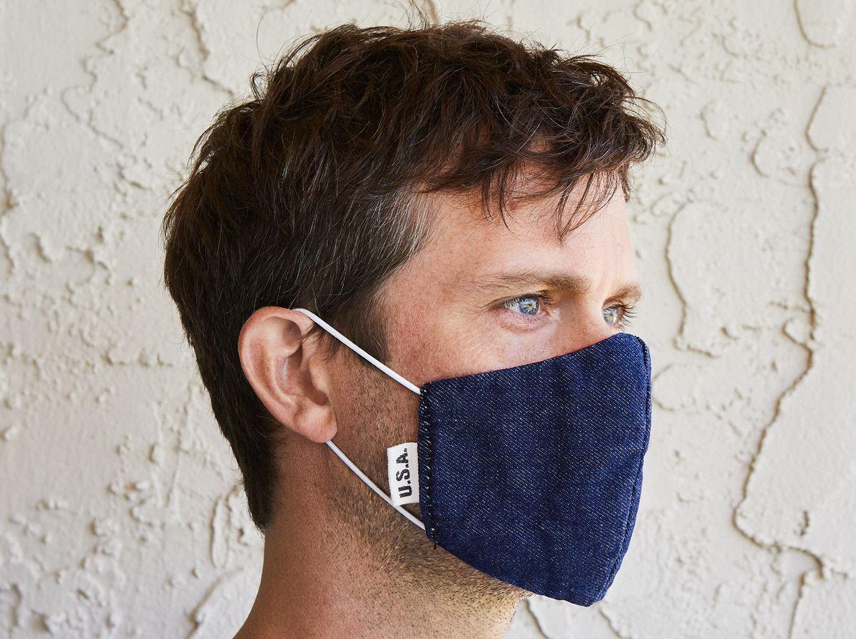 Proyecto de máscara facial de lona Steele 18