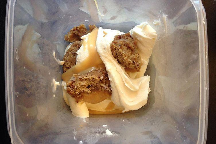 Sticky Toffee Pudding Ice Cream