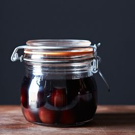 Grappa Cherries