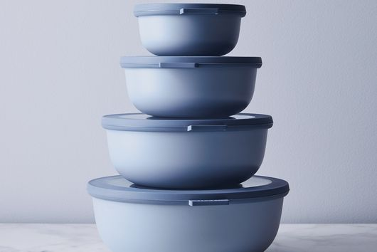Microwavable Nested Storage Bowls