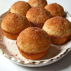 Easy Cinnamon Sugar Coffee Cake Muffins ~ Moist, Delicious &  Freezer Friendly