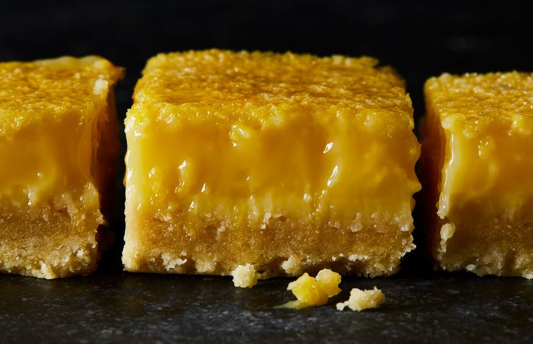 5-Ingredient Lemon Bars Are a Classic With a Lil' Twist
