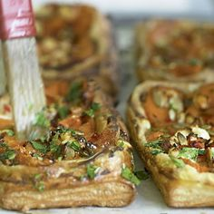Yotam Ottolenghi's Sweet Potato Galettes