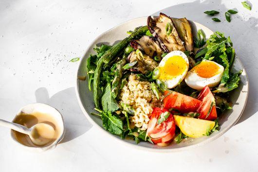 Salad Silog