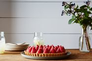 Fresh Strawberry Tart 2015
