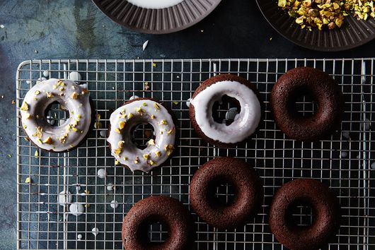 Help! I Can't Look Away from This Video of Doughnuts Being Glazed