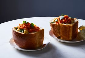 All the Reasons Bread Bowls Need to Make a Comeback