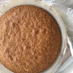 Potted Parkin (Gingerbread with a Creamy Crème Fraîche Frosting)