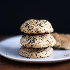 A Classic Cookie Gets a Tea-Infused Twist