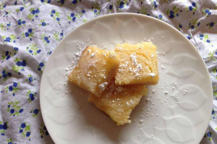 Gluten free lemon bars recipe on food52 for Food52 lemon bar